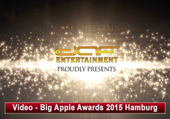 Big Apple Music Award 2015