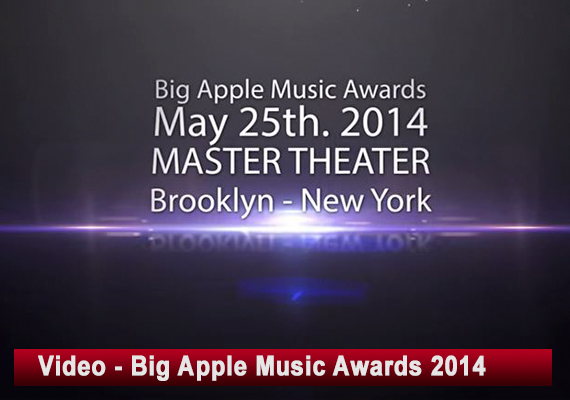 Big Apple Music Award 2014